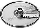 Диск Соломка 63140 (2 лезвия),  6x6 мм. для RG-200 и RG-250 (Ø 185 мм) HALLDE