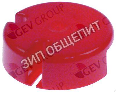 Крышка бойлера Dihr, В 40мм, ø 125мм для DW020H / Electron1000 / Electron1000-Olis / LP4 / TwinStar