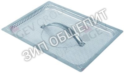 Фильтр плоский Dihr, В 16мм, Д 290мм, Ш 222мм для G12D / G12S / Gastro12S / H600 / H600-Olis