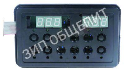 Блок клавиатуры Dihr, для прибора H63/373E/144E, Д 158мм, Ш 103мм для GRANUL900 / GRANUL900-Olis / H600Electronic