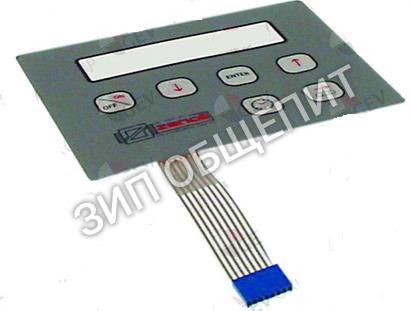 Клавиатура мембранная ELET0165 Zanolli SYNTHESIS 08/50V