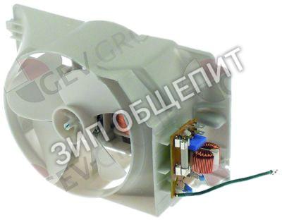 Блок вентилятора 56002037 Menumaster, OEM-15DWC2-C03, 4.8Вт для RCS511DS-P2001106M / RCS511DS-P2001112M / RCS511TS-P2001105M